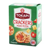 WIODĄCA MARKA Tokapi Krakersy o smaku pizzy