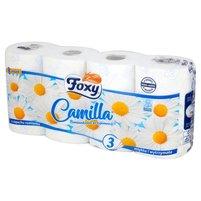 FOXY Camilla Papier toaletowy o zapachu rumianku