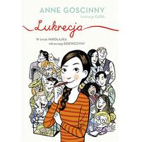 GOSCINNY ANNE Lukrecja (okładka twarda)