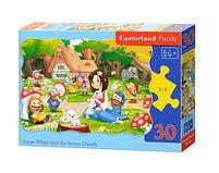 Castorland Puzzle  4+ 30 elementów