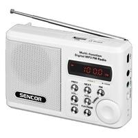SENCOR Radio SRD215WH LED