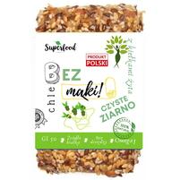 HERBA MAX Chleb bez mąki czyste ziarno z kiełkami żyta