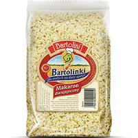 BARTOLINI Makaron 2-jajeczny Literko-cyferki
