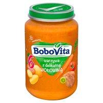 BoboVita Warzywa z delikatną wołowiną po 6 miesiącu