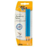BIC Kids Trójkątne ołówki grafitowe 2HB