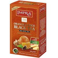 IMPRA Orange & Spice Herbata czarna aromatyzowana