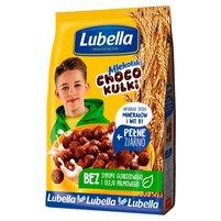 LUBELLA Mlekołaki Choco Kulki zbożowe o smaku czekoladowym