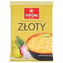 VIFON Kurczak Złoty Zupa błyskawiczna o smaku kurczaka łagodna