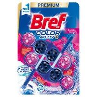 BREF Blue Aktiv Fresh Flowers Zawieszka do wc (2x50g)