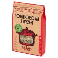DANIA BABCI ZOSI Pomidorowa z ryżem