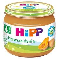 HiPP BIO Pierwsza dynia po 4. miesiącu