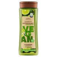 JOANNA Vegan Szampon oczyszczający