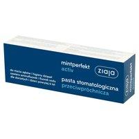 ZIAJA Mintperfekt Activ Pasta stomatologiczna przeciwpróchnicza