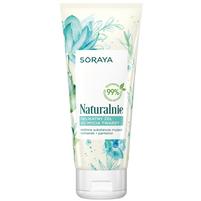 SORAYA Naturalnie Delikatny żel do mycia twarzy