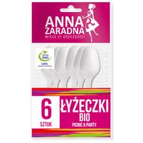 ANNA ZARADNA Łyżeczki BIO Picnic & Party