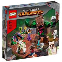LEGO Minecraft Postrach Dżungli 21176 (8+)