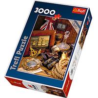 TREFL Puzzle 3000 elementów Morskie opowieści