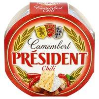 PRESIDENT Camembert Chili Ser
