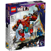 LEGO Marvel Sakaariański Iron Man Tony'ego Starka 76194 (8+)