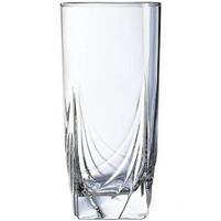 LUMINARC Ascot Komplet szklanek wysokich 330ml