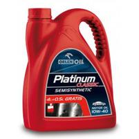 ORLEN Oil Platinum Classic Gas Półsyntetyczny olej silnikowy 10W-40
