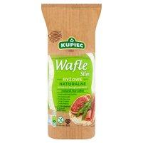 KUPIEC Slim Wafle ryżowe naturalne (18 szt.)