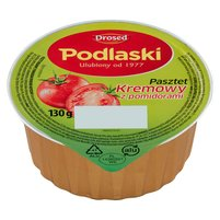 DROSED Podlaski Pasztet kremowy z pomidorami