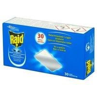 RAID Przeciw komarom Wkładki do elektrofumigatora owadobójczego