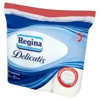 REGINA Delicatis Papier Toaletowy 4 warstwy