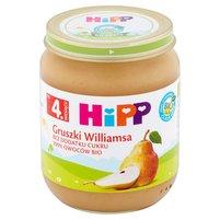 HiPP BIO Gruszki Williamsa po 4. m-cu