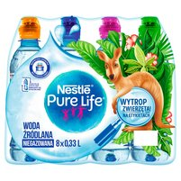 NESTLE Pure Life Woda źródlana niegazowana (8 x 330ml)