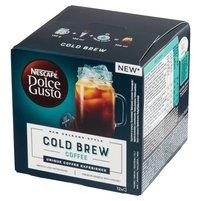 NESCAFE Dolce Gusto Cold Brew Kawa w kapsułkach (12 kaps.)