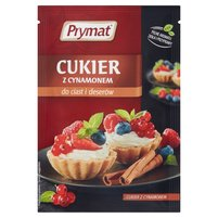 PRYMAT Cukier z cynamonem do ciast i deserów