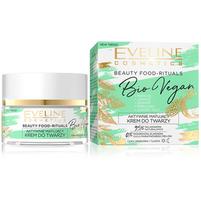 EVELINE Beauty Food-Rituals Bio Vegan Krem aktywnie matujący do twarzy