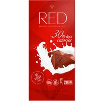 RED Delight Czekolada mleczna 30% mniej kalorii
