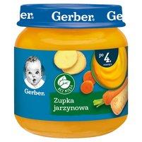 GERBER Zupka jarzynowa dla niemowląt po 4. m-cu