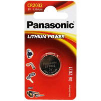 PANASONIC Bateria litowa 3V CR2032EL/1B
