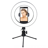 VAKOSS Lampka biurkowa LED do selfie i makijażu ze statywem LD-G322K
