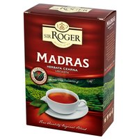 SIR ROGER Madras Herbata czarna liściasta