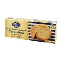 WIODĄCA MARKA Ciastka maślane według receptury z Pont-Aven ze świeżym masłem