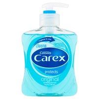 CAREX Original Antybakteryjne mydło w płynie