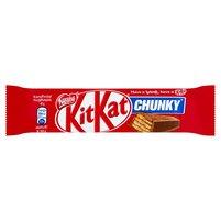 KITKAT Chunky Wafel w mlecznej czekoladzie