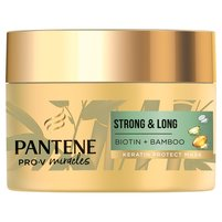 PANTENE Strong & Long Keratynowa maska odbudowująca