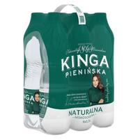 KINGA PIENIŃSKA Naturalna woda mineralna niskosodowa (6x1,5L)