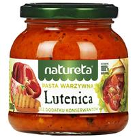 NATURETA Lutenica Pasta warzywna