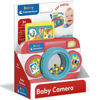 CLEMENTONI Baby Camera Aparat fotograficzny dla malucha (9m+)