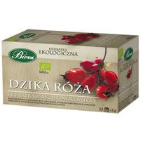 BiFIX Dzika róża Ekologiczna herbatka z suszu owocowego (25 tb.)