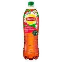 LIPTON Ice Tea Raspberry & Cherry Blossom Napój niegazowany