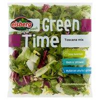 EISBERG Green Time Toscana mix z rukolą Mieszanka świeżych krojonych warzyw