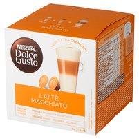 NESCAFE Dolce Gusto Latte Macchiato Kawa w kapsułkach (16 kaps.)